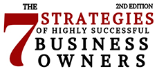 7 Strategies of Highly Successful Business Owners Logo